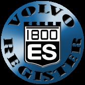Volvo1800 ES Register